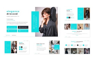 Thumbnail for Stylium - Powerpoint Template