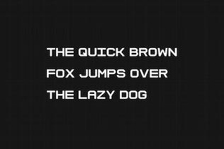 Миниатюра для RAXTOR - Дисплей/Заголовок/Логотип Typeface