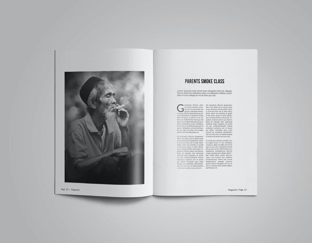 Simple Magazine - product preview 8