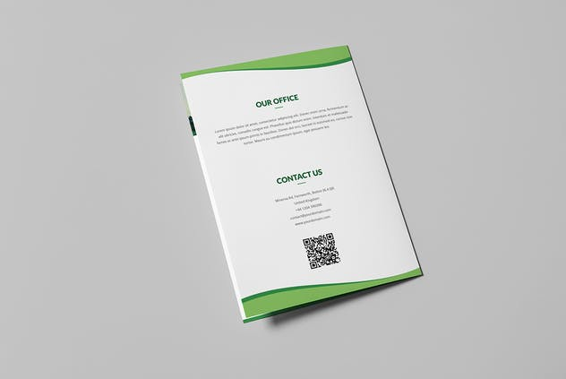 Brochure – Wave Multipurpose Bi-Fold - product preview 2