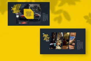 Thumbnail for LUXURY - Powerpoint Business Modern Corporate