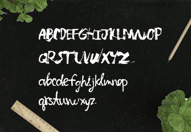 T-grungz Font