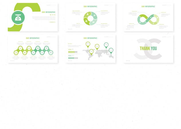 Cluminer - Powerpoint Template - product preview 3