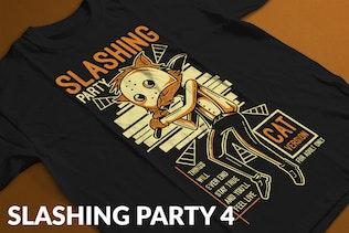Thumbnail for Slashing Party 4
