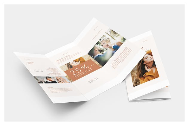 Photography Trifold Brochures - product preview 4