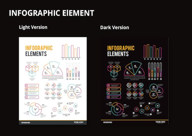 Infographic Examples for Designer V.50 - product preview 2