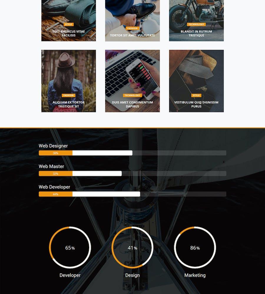 Elementor Widgets Mega Pack - Addons for Elementor - product preview 5