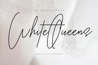 Thumbnail for Ollister Signature Font