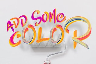 Thumbnail for Candy Color Font
