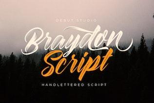 Braydon Script