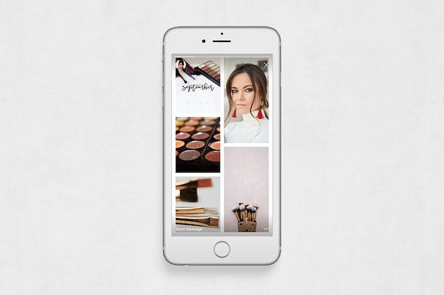 Makeup Animated Instagram Stories - product preview 5