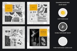 Thumbnail für 10 Instagram Werbeartikel Vol. 2