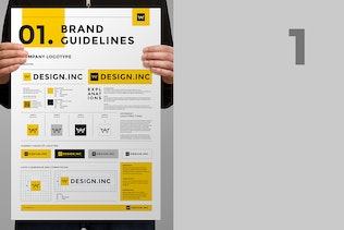 Thumbnail for Brand Manual Poster