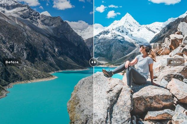 Valley Mobile & Desktop Lightroom Presets - product preview 3