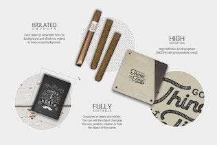 Thumbnail for Cuban Cigars Scene Creator