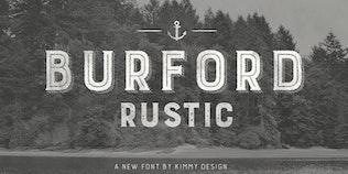 Miniatura para Burford - Esquema rústico