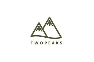 Thumbnail für Two Peaks Logovorlage