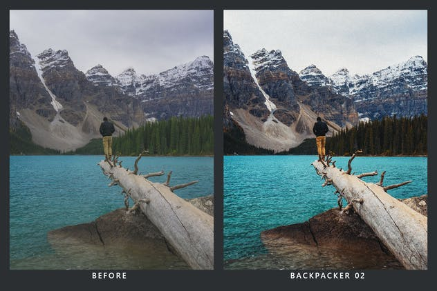 20 Wilderness Lightroom Presets & LUTs - product preview 7