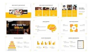 Thumbnail for Education - Business Google Slide Template
