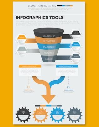 Миниатюра для Инфографические элементы