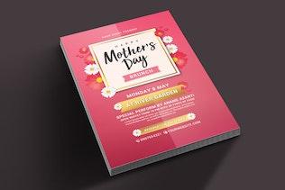 Thumbnail for Mothers Day Brunch Flyer