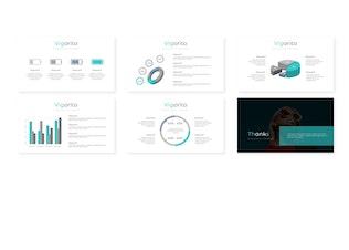 Thumbnail for Vigorito - Powerpoint Template