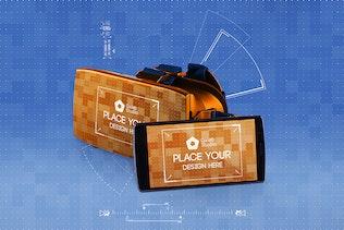 Thumbnail for Animated VR MockUp