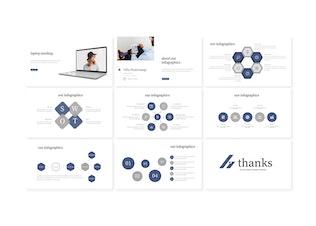 Hoodnt - Google Slide Template