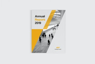 Thumbnail for Information Annual Report