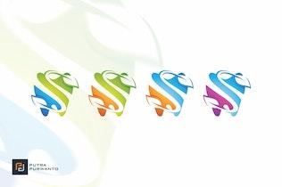 Thumbnail for Dental Leaves - Logo Template
