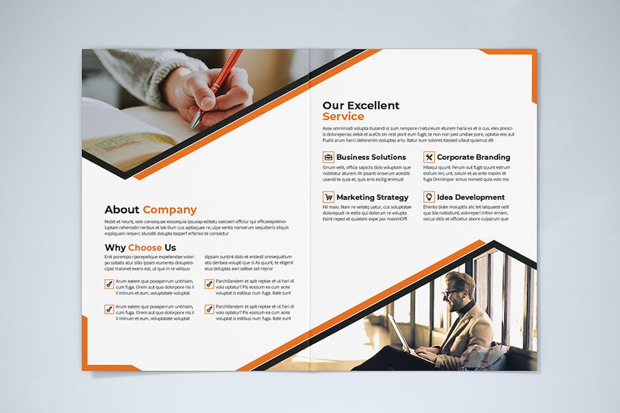 Bifold Brochure - product preview 4