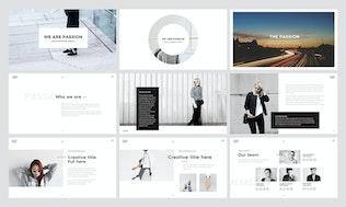 Thumbnail for Passion Presentation 120+ Slides