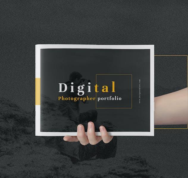 Photographer Portfolio - product preview 13