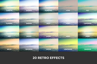 Thumbnail for XPro – 20 Cross Process Actions