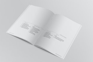 Thumbnail for Annual Report Template