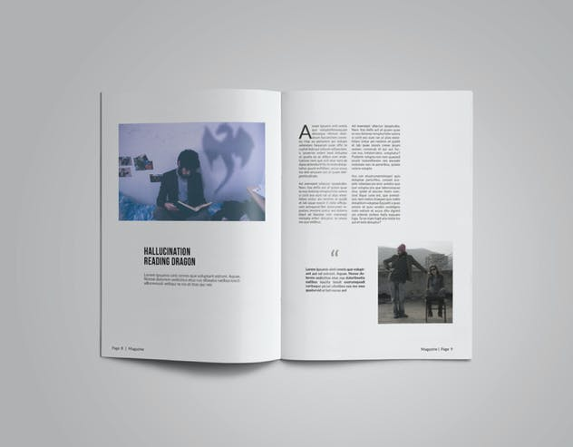 Simple Magazine - product preview 3