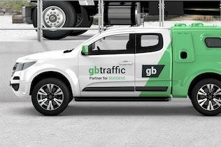 Thumbnail for Vehicle Branding Mockup