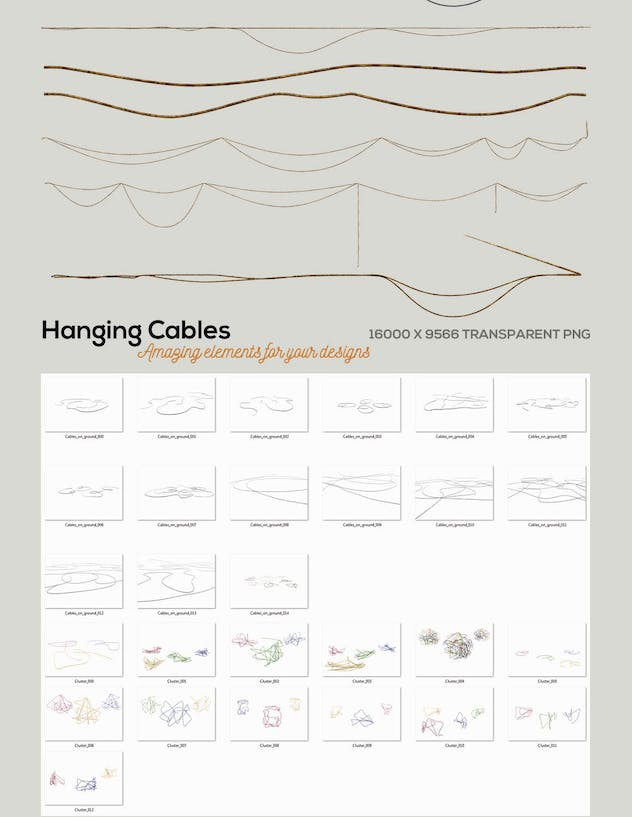 Marquee Light Bulbs Chaos 17 - Shapes & Backgrouds - product preview 7