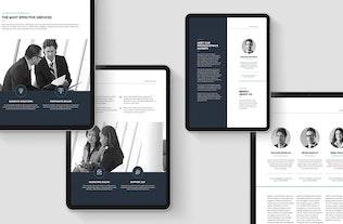CorpoBiz – eBook Company Profile