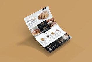 Bakery - Flyer
