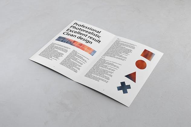 Brochure / Booklet / Invitation Mockups 001