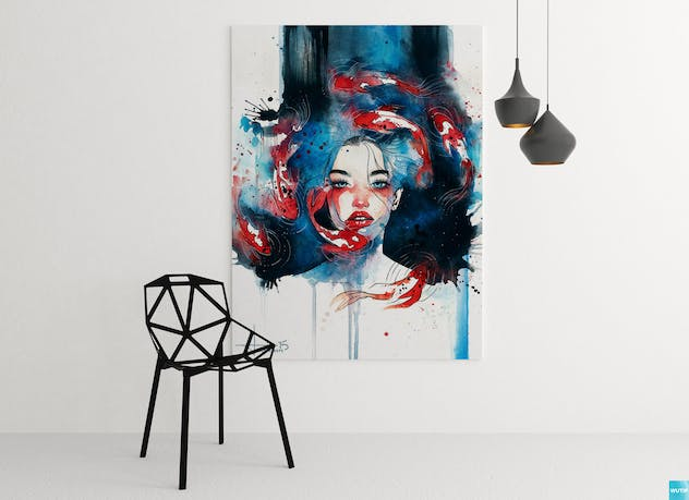 Art Wall Mock-up Vol.1 - product preview 2