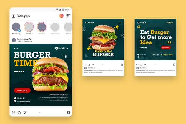 Instagram Post - product preview 1