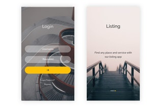 Thumbnail for Directory - Search Listing Yellow Pages Mobile App