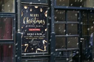 Thumbnail for Christmas Flyer Template Vol.4