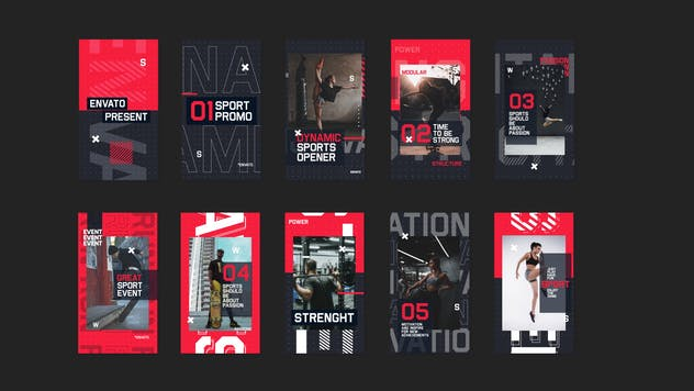 Sport Promo Pack - product preview 3