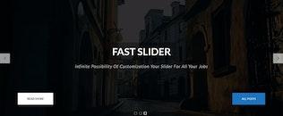 Thumbnail for Fast Slider - Easy and Fast - Slider Plugin for WP