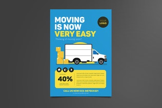 Thumbnail for Moving House Flyer