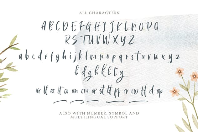 Cephalonia Font - product preview 0