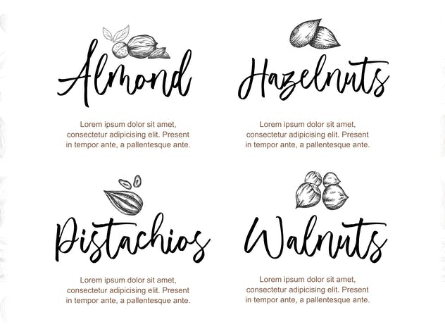 Almonade YH - Handwritten Font - product preview 1